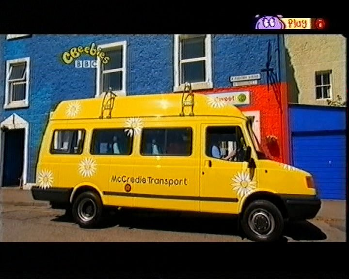 Buses On Screen Balamory Bbc Children S Tv Series 2002