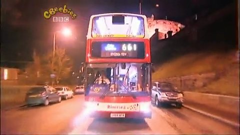 Buses On Screen Me Too Bbc Children S Series 2007 A